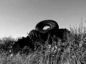 Bilder aus der Provinz: Reifen