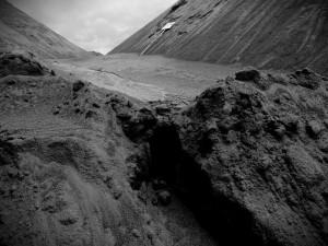 Bilder aus der Provinz: Sandgrube